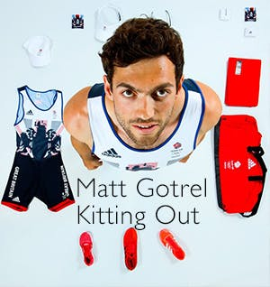 Matt Gotrel: Kitting Out