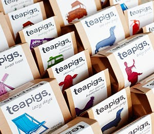 Robert Welch supply tea tasting spoons for fine tea producer, teapigs.